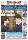 عناوین روزنامه توتو اسپورت ایتالیا 22 اردیبشت95