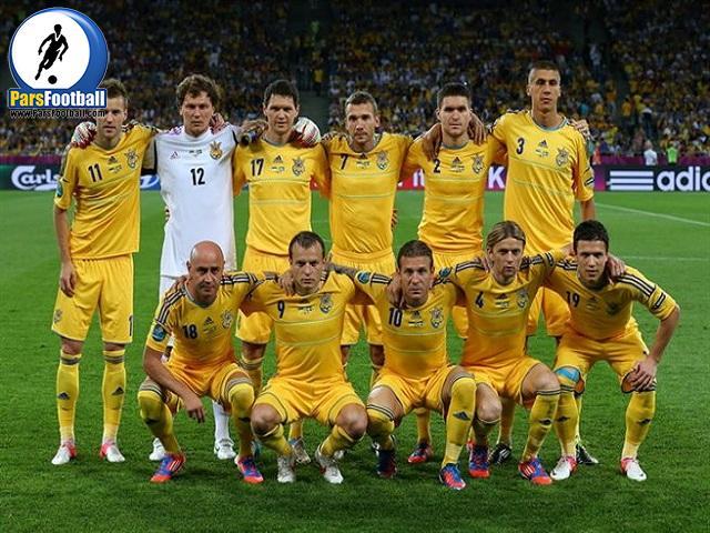 تیم ملی اوکراین