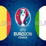 ایرلند و بلژیک