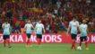 دیدار تیم ترکیه و اسپانیا
