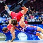 greco roman wrestling