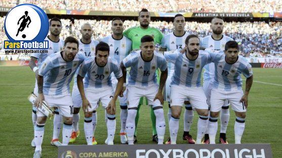 آرژانتین و ونزوئلا