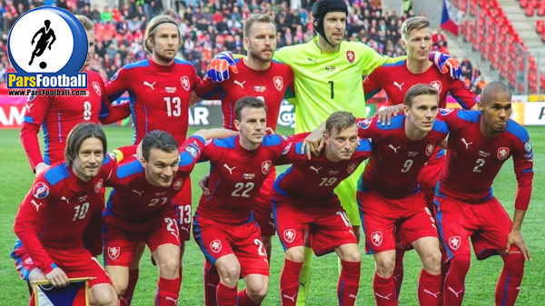 CZECH team football