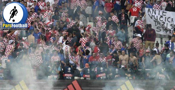 گزارش تصویری : یورو ۲۰۱۶ / جمهوری چک ۲ - ۲ کرواسی