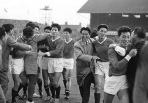 پیروزی کره شمالی مقابل ایتالیا در جام جهانی ۶۶