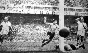 پیروزی اوروگوئه مقابل برزیل در جام جهانی ۵۰