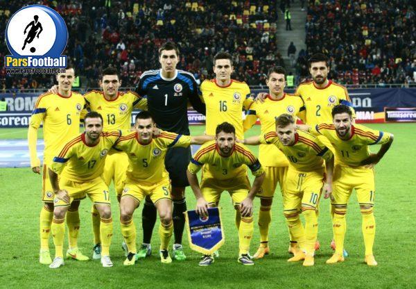 ROMANIA TEAM FOOTBALL