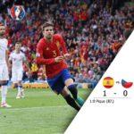 اسپانیا و چک