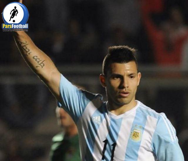 اظهارات مهاجم آرژانتین