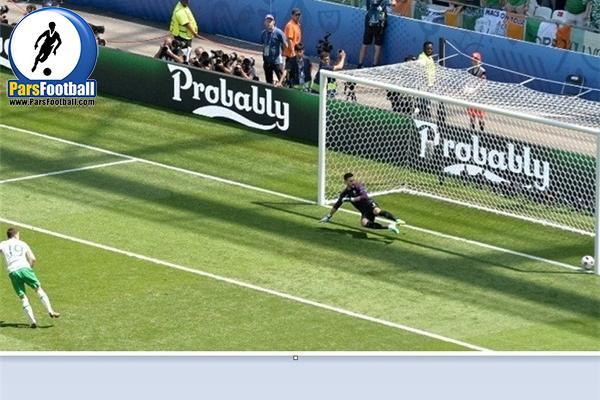سریع ترین پنالتی یورو 2016