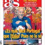 عناوین روزنامه آ.اس اسپانیا 4 تیر 95