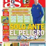 روزنامه آ.اس اسپانیا 7 تیر