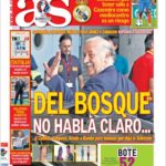 عناوین روزنامه آ.اس اسپانیا 9 تیر 95