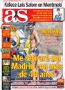 عناوین روزنامه آ.اس اسپانیا 15 خرداد 95