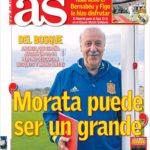 عناوین روزنامه آ.اس اسپانیا 17 خرداد 95