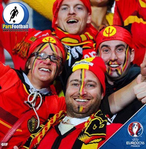 belgium fan