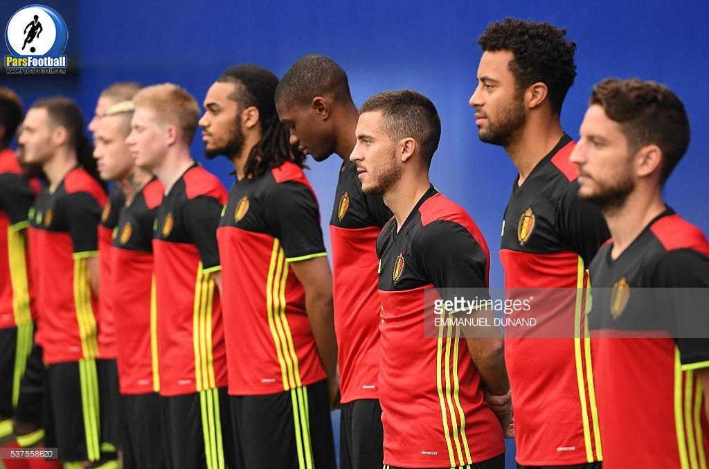 belgium team football