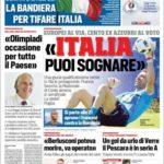 عناوین روزنامه کوریره دلو اسپورت ایتالیا 21 خرداد 95