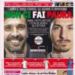 عناوین روزنامه گازتا دلو اسپورت ایتالیا 28 خرداد 95