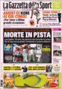 عناوین روزنامه گازتا دلو اسپورت ایتالیا 15 خرداد 95