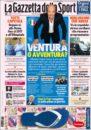 عناوین روزنامه گازتا دلو اسپورت ایتالیا 19 خرداد 95