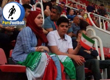 هواداران تیم ملی ایران