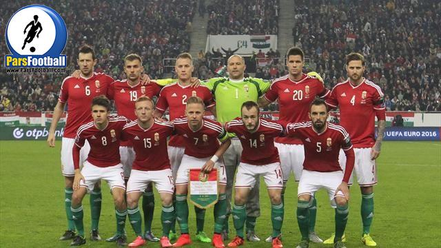 hungary football team