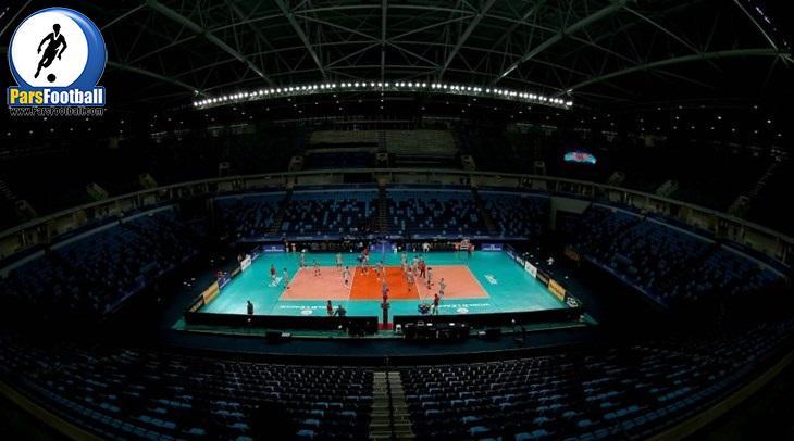 والیبال برزیل و ایران