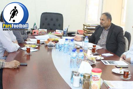 اعضای هیئت مدیره باشگاه فولاد خوزستان
