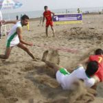 تیم ملی کبدی ساحلی ایران