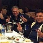 حسین هدایتی در اردوی تیم ملی