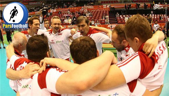 شادی لهستانی ها بعد از المپیکی شدن