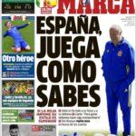 عناوین روزنامه مارکا اسپانیا 7 تیر 95