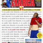 عناوین روزنامه مارکا اسپانیا 19 خرداد 95