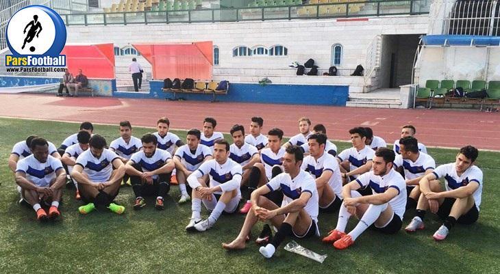 تیم فوتبال مشهد