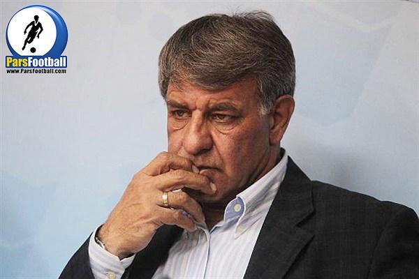 مسعود معینی عضو هیات مدیره باشگاه استقلال