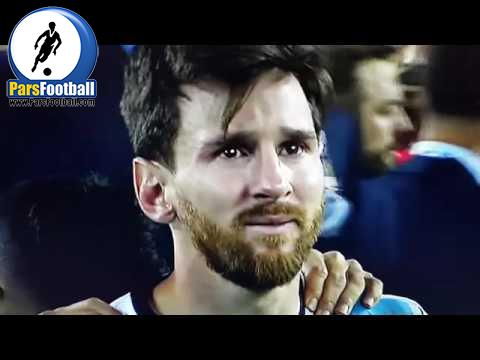 واکنش آرژانتینی ها به خداحافظی لیونل مسی