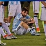 تماس ویژه رئیس جمهور آرژانتین با لیونل مسی