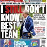 روزنامه میرور اسپورت بریتانیا 2 تیر 95
