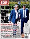روزنامه میرور اسپورت بریتانیا 9 تیر 95