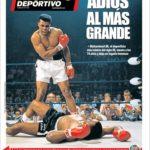 عناوین روزنامه ال موندو دپورتیوو اسپانیا 16 خرداد 95
