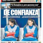 عناوین روزنامه ال موندو دپورتیوو اسپانیا 13 خرداد 95