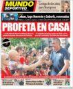 عناوین روزنامه ال موندو دپورتیوو اسپانیا 20 خرداد 95