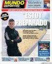 عناوین روزنامه ال موندو دپورتیوو اسپانیا 12 خرداد 95