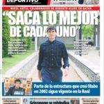 عناوین روزنامه ال موندو دپورتیوو اسپانیا 27 خرداد 95
