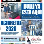 عناوین روزنامه ال موندو دپورتیوو اسپانیا 2 تیر 95