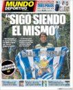 عناوین روزنامه ال موندو دپورتیوو اسپانیا 15 خرداد 95