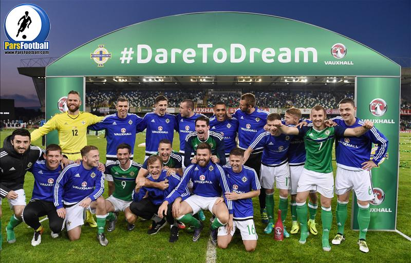northern ireland football team