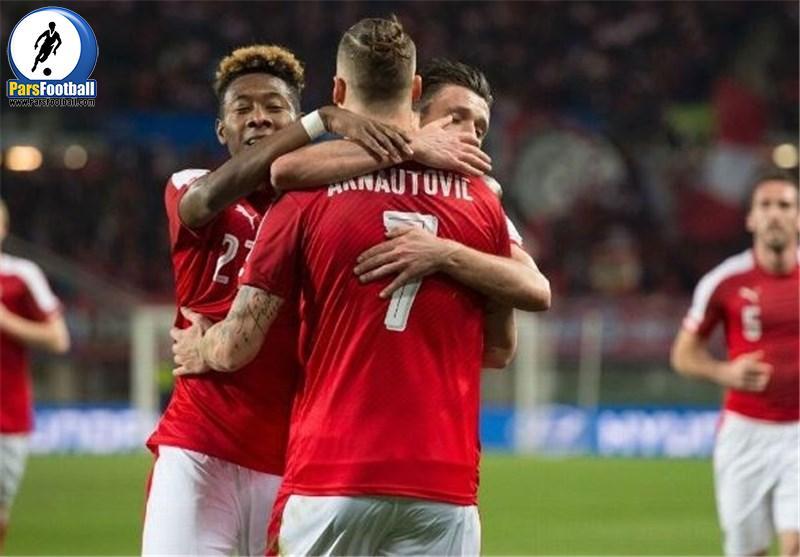 تیم ملی اتریش