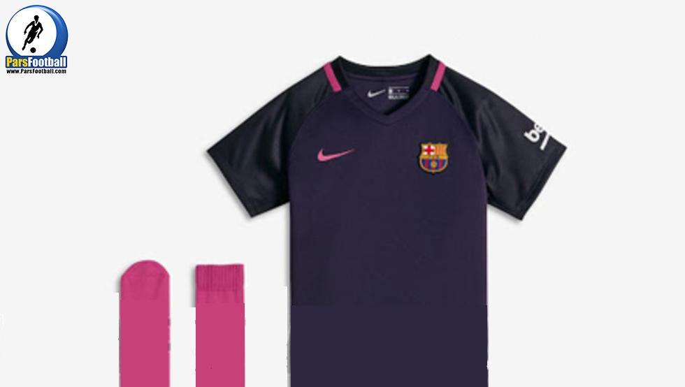 پیراهن دوم فصل بعد بارسا